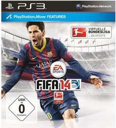Amazon Warehousedeals - FIFA 14 - PS 3-  Zustand gut ab 30,28 €