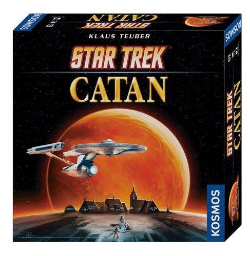 Siedler: Star Trek Catan für 14 EUR inkl. VSK bei bol.de und buch.de