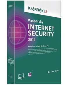 [EBAY] Kaspersky Internet Security 2014 5 User/PC 1 Jahr 28.99€ (5.80€/PC)