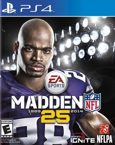 Madden NFL 25 für die Playstation 4 und Xbox One bei amazon.com 45,71€