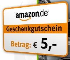 5 Euro Amazon-Gutschein für die ersten 3.000 Teilnehmer, die ihr Auto bewerten@ Drivelog