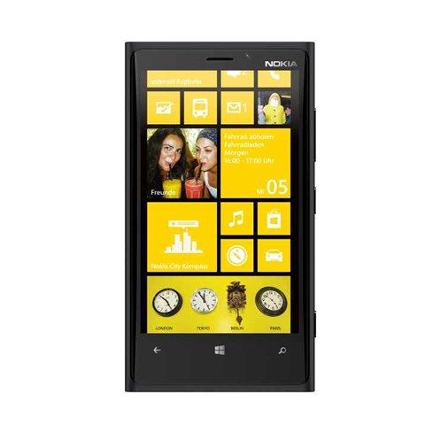 Nokia Lumia 920 in schwarz, grau oder gelb für 239,52€ durch zwei Verträge