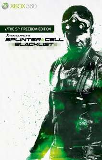 [XBOX 360]Splinter Cell: Blacklist 5th Freedom Edition