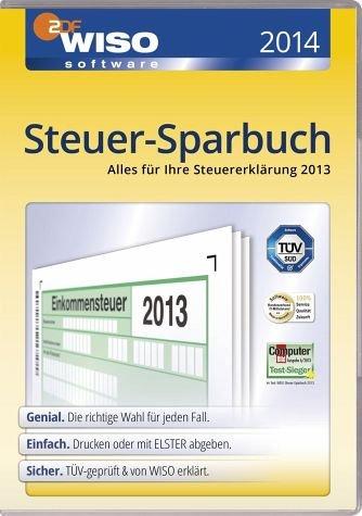Buhl™ - WISO Steuer-Sparbuch 2014 (Retailversion) für €19,99 [@Buecher.de]