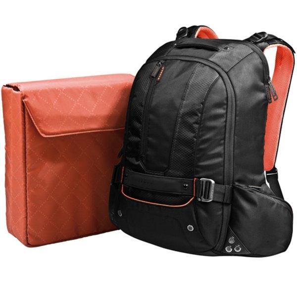 """Amazon Blitzdeal: Everki Beacon Laptop+Konsolen Rucksack bis 18,4"""" - für 88 statt 110€"""