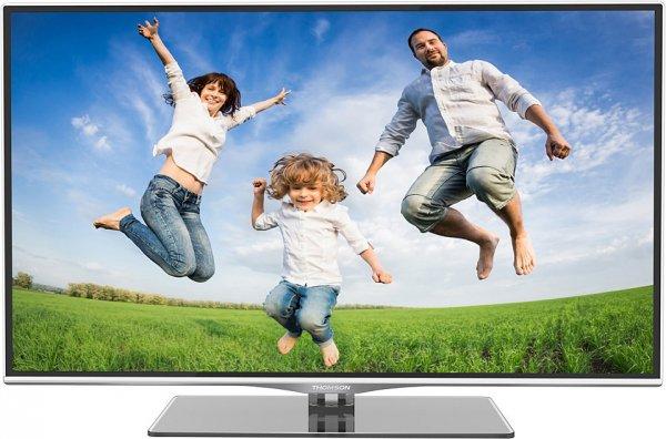 Thomson Full-HD LED 3D Smart TV 127 cm (50 Zoll), 50FW5563 E-Klasse A+ @real 521,10€