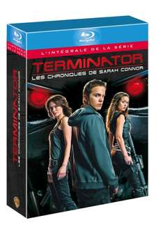 Terminator Staffel 1+2 [TV Serie_Blu-ray Box] für 23,30€ @Amazon.fr