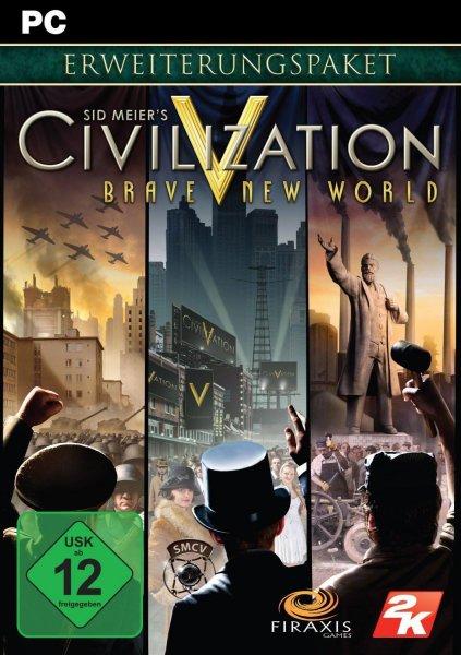 [STEAM] Sid Meier's Civilization V: Brave New World  für 4,78 € (bzw. 4,97 € m. PP) @ Gamefly [Verlängert]