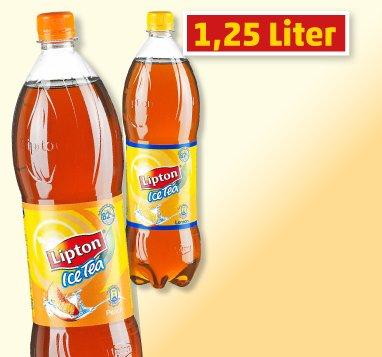 Ab morgen bei Penny:LIPTON Ice Tea für 0,64€