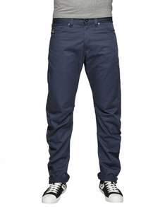 Jack & Jones Herren Hose DALE COLIN TW. MID NAVY AKM CORE Anti Fit