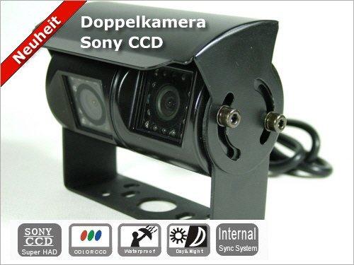 Rückfahrkamera für Wohnmobile mit 2 Objektiven [technikshop24.net]