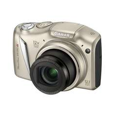 Canon PowerShot SX 130 IS silber @ WHD