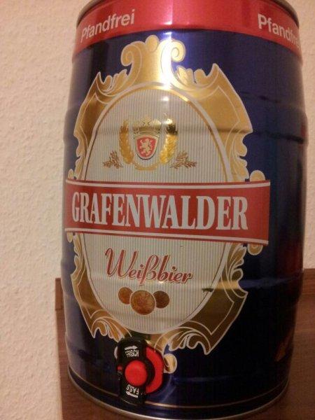 [Lokal-Offline] LIDL Bonn-Endenich - 5l Grafenwalder Hefeweißbier Partydose 2,99€
