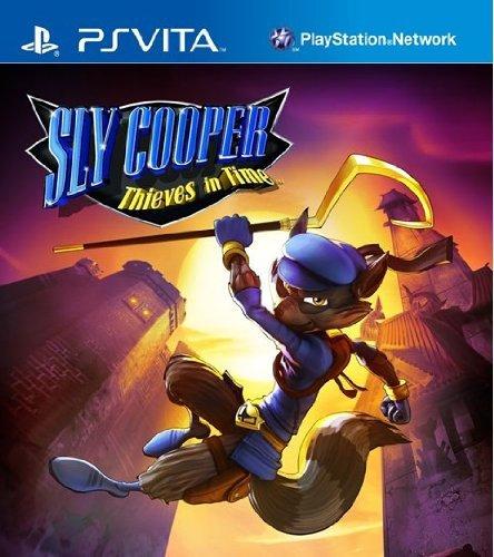 Sly Cooper: Jagd durch die Zeit - PS Vita [Digital] für 10€ @Amazon.com