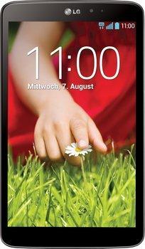 Tablet LG G-Pad 8.3, 16 GB, schwarz
