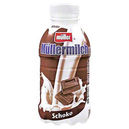 Scondoo: 50 Cent zurück auf eine Flasche MüllerMilch --> für 0,05€ METRO