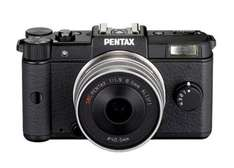 Pentax Q Kit 8,5 mm für 209,57€ @Amazon.es