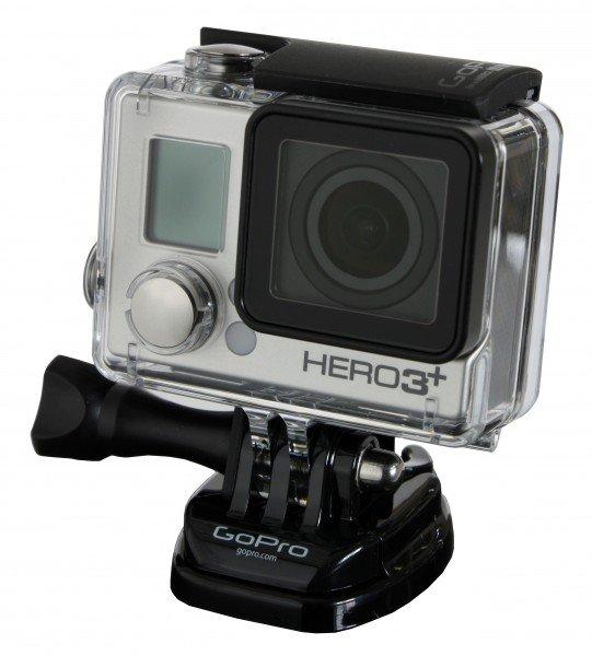 GoPro Actionkamera Hero3+ Silver Edition
