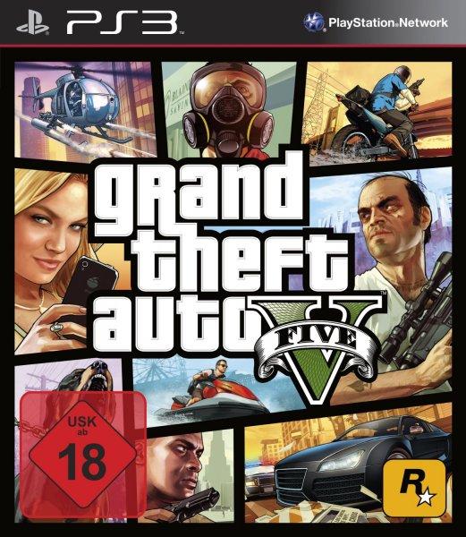 Grand Theft Auto V (PS3/360) für 33 € inklusive Versand
