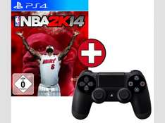[PS4] NBA 2K14 + Dualshock 4 Controller für Playstation 4 [MM Online]
