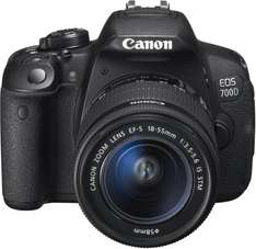 [Media Markt Niederlande] Canon EOS 700D+ EF-S 18-55 IS STM