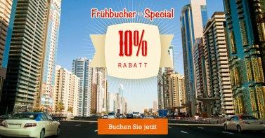 10% Rabatt auf Mietwagen bei CarDelMar (z.B. 3 Wochen USA Westküste für 330 Euro)