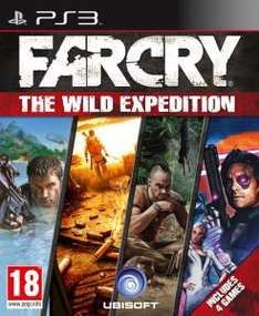 Far Cry (1-3 + Blood Dragon): The Wild Expedition [Xbox 360/PS3] für 27,25€ [PC 23,70€] inkl. Versand