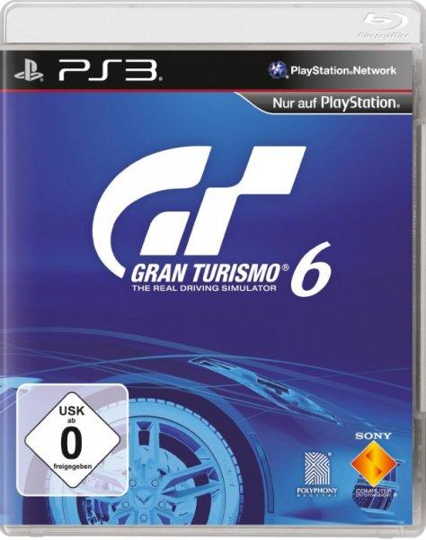 [Game.co.uk] Gran Turismo 6 (PS3)