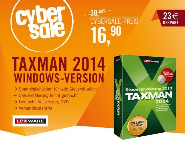 CyberSale: Lexware TAXMAN 2014 Win