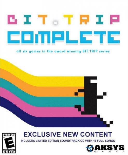 [Wii] Bit Trip Complete aus England