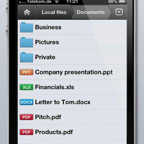 [ios] File Manager Pro wieder kurze Zeit kostenlos
