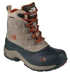 Weiter gehts... The North Face Kids Boy Chilkats Winter-/Wanderschuhe bei Bodycheck für 35,- € inkl.