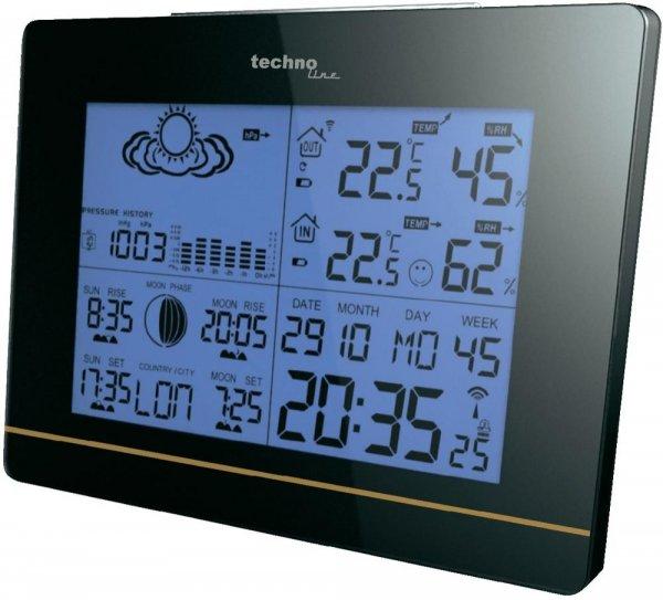 digitalo.de: Techno Line Funk-Wetterstation WS 6750 für 26,99€