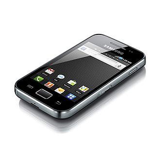Samsung Galaxy Ace inkl. Base Internetflat 500mb für 264€