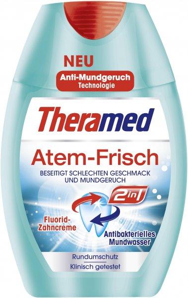[Rossmann] Theramed Interdental oder Atem-Frisch für je 0,60€
