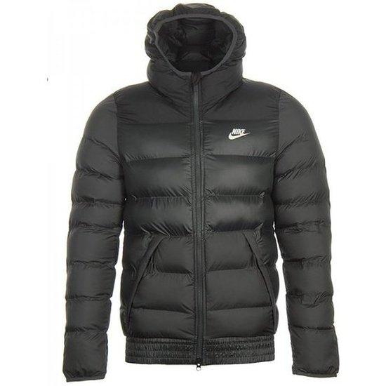 Nike Hooded Were Winterjacke Herren schwarz für 65€ @Bild Shop
