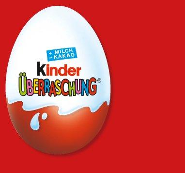 Ab morgen bei Penny: KINDER Überraschungs-Ei für 0,44€