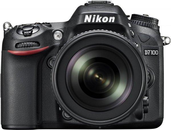 NIKON D7100+18-105 mm VR für 949€ im MM Onlineshop