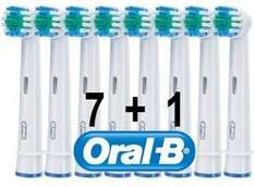 Braun Oral-B Aufsteckbürsten Precision Clean 7+1 (limited Edition) @Amazon