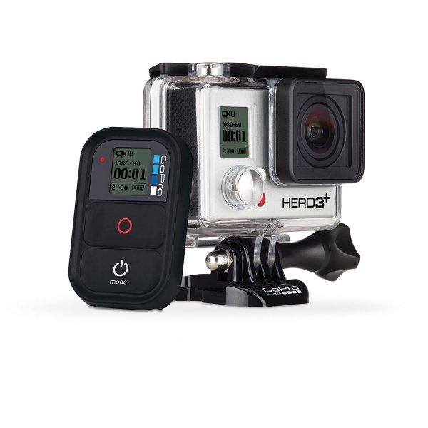 GoPro HERO3+ Black Edition bei amazon für 368€