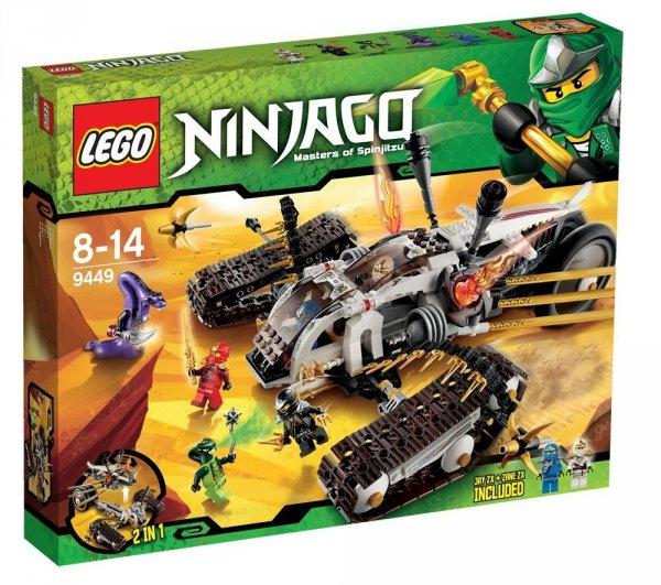 Lego™ - Ninjago: Ultraschall Raider (9449) ab €32,97 [@Galeria-Kaufhof.de]