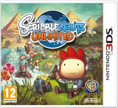 Nintendo 2DS/3DS - Scribblenauts Unlimited ab €25,02 [@Wowhd.de]