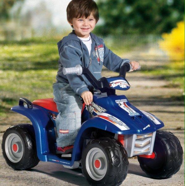 Kinderfahrzeug Peg Perego Sportsman 400 @ebay für 69,95€ inkl. Versand