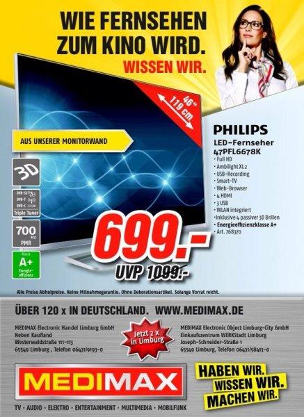 Philips 47PFL6678