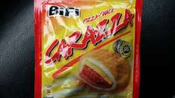 [HH] Unilever Lagerverkauf - BiFi Carazza Pizza Snack 40g für 0,30 Euro