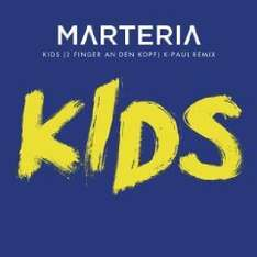 GRATIS Amazon MP3: Marteria - Kids (2 Finger an den Kopf) (K-Paul Remix)