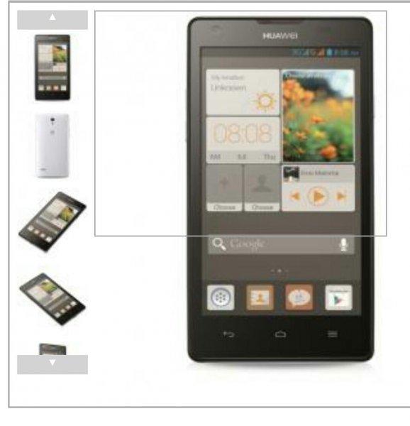 Huawei G700 bei Nullprozentshop für 148.80 inkl. Finanzierung