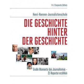 Preisfehler!!!! hochwertiges Reportagenbuch die Geschichte hinter der Geschichten