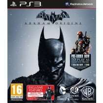Batman: Arkham Origins (PS3) für 18.20€ @The Game Collection