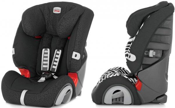 RÖMER Evolva 1-2-3 Black Thunder, 9-36 kg (9-12 Jahre) für € 99,97 bei baby-markt.de